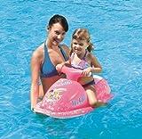 Aufblasbares Wasserspielzeug Kinder Zum Draufsetzen Schwimmbad Lilo #41001 Neu - Rosa The Belles
