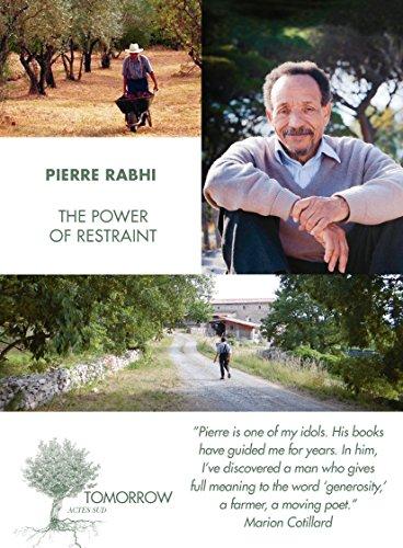 The Power of Restraint (Domaine du possible) (English Edition) par [Rabhi, Pierre]