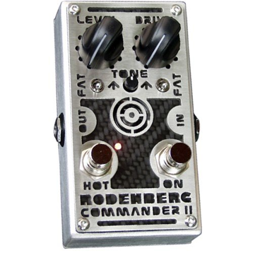 RODEN BERG ELECTRONIC COMMANDER 2 – DISTORTION