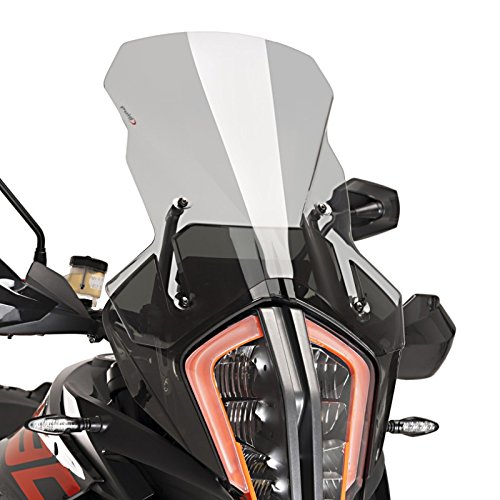 Cupula Touring Puig KTM 1290 Super Adventure R / S 2017 ahumado