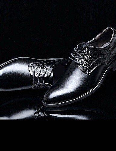 Chaussures d'hommes Amir nouvelle mode Hot Sale Office & Carrière/occasionnel Oxford Cuir noir/brun Black