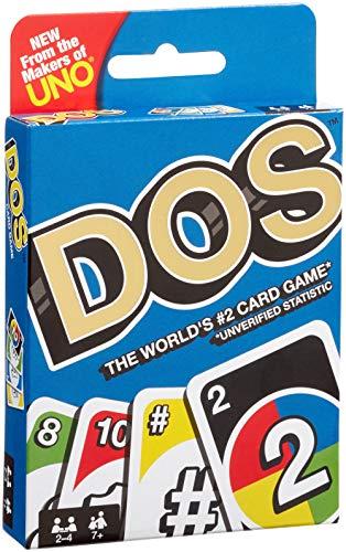Mattel Games FRM36 - DOS Kartenspiel