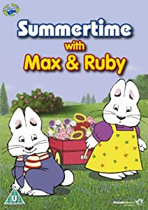Summertime with Max & Ruby [DVD]