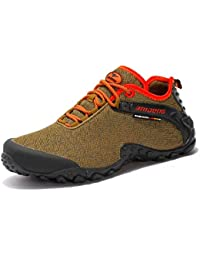 Showlovein - Zapatillas de pesca de Material Sintético para hombre, color azul, talla 40 EU