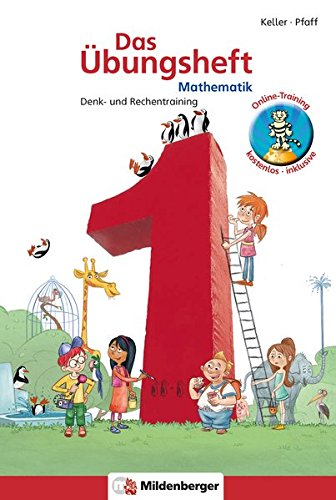 das-ubungsheft-mathematik-1-denk-und-rechentraining-klasse-1