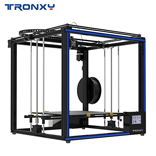 TRONXY X5SA-400 3D-Drucker-DIY-Kit Auto-Nivellierfaden-Fadensensor Lebenslauf-Druckwürfel-Vollmetallplatz mit 3,5-Zoll-Touchscreen Große Druckgröße 400 * 400 * 400 - 6