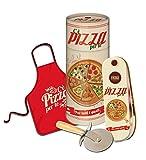 C'è pizza per te. Per tutti i gusti. Con gadget