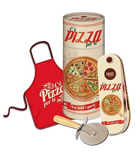 C'è pizza per te. Per tutti i gusti. Con 3 gadget