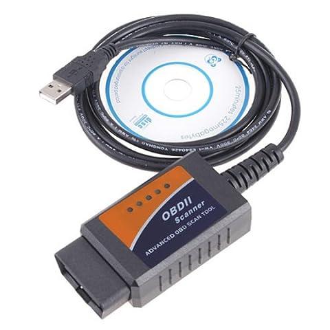 Andoer V1.5 OBD2 CAN-BUS de diagnostic scanner d