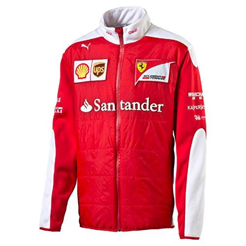 FERRARI F1 Herren Ferrari New Team Softshell Jacket 2016 Softshelljacke, Rot, XL