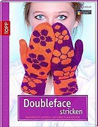 Doubleface stricken: Raffinierte Modelle mit zwei Schauseiten