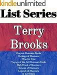 LIST SERIES: TERRY BROOKS: SERIES REA...