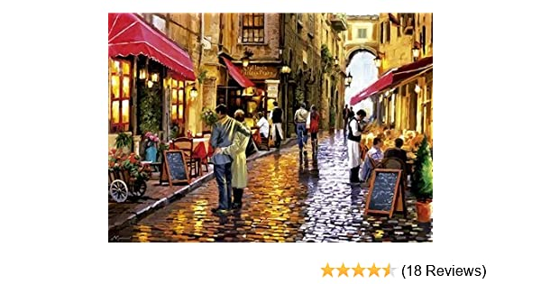 Jigsaw puzzles (8000 Pieces) Street