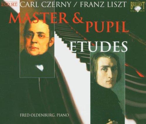 Czerny/Liszt,Master & Pupil - Sinfonie Czerny