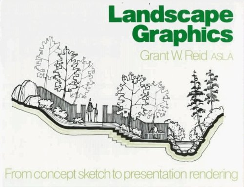 Landscape Graphics: From Concept Sketch to Presentation Rendering by Grant Reid (1992-03-27)