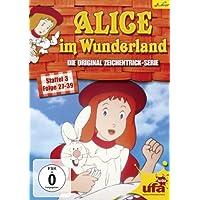 Alice im Wunderland - Staffel 3, Folge 27-39 [2 DVDs]