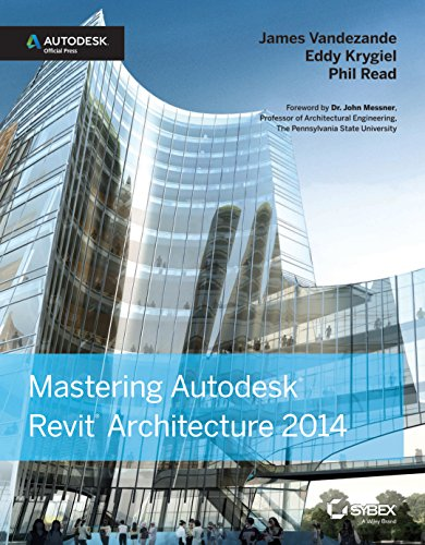 [(Mastering Autodesk Revit Architecture 2014 : Autodesk Official Press)] [By (author) James Vandezande ] published on (June, 2013)