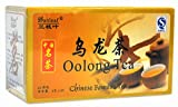 4 Packs Wu-Yi Oolong Wu Long Slimming Weight Loss Detox Diet Tea -- Total 100 Teabags Two Months Supply