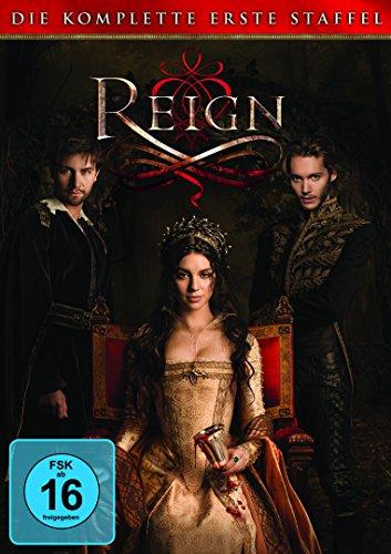 Kostüm Mac Big - Reign - Die komplette erste Staffel [5 DVDs]