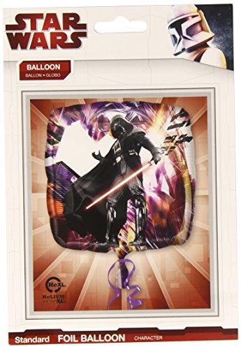 th Vader Folienballon Standard ()