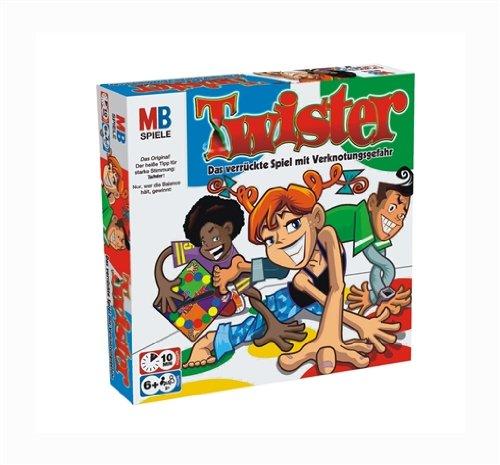 Preisvergleich Produktbild Hasbro 14525100 - MB Twister