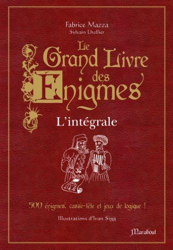 Le Grand Livre des énigmes, édition de luxe
