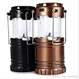 Velkro LED Solar Emergency Light Lantern...