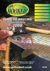 Get Hooked Guide to Angling in South West England 2008: Published in Partnership with the Environment Agency by Graham Sleeman (2008-03-05)