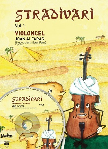 Stradivari vol. 1 - Violoncel (català) - B.3878: 32 por Joan ALFARAS