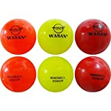 #10: Wasan Wind Cricket Ball/Hollow Cricket Balls-(Pack of 6)