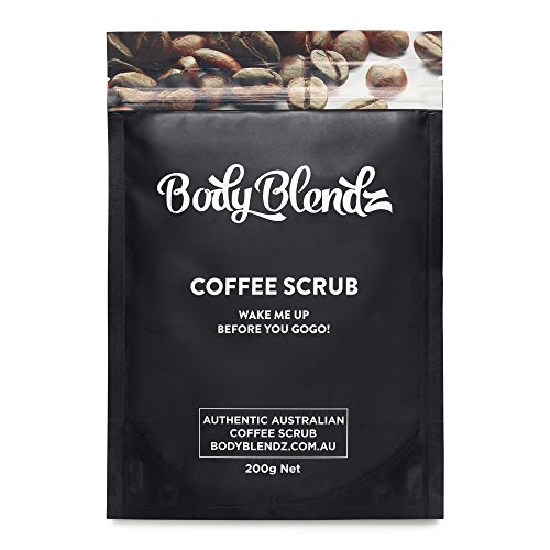 Body Blendz Café Exfoliante Corporal - 200 gr