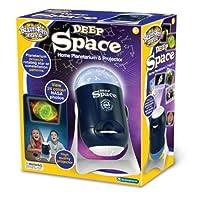 Brainstorm Toys Deep Space Home Planetarium & Projector Nightlight