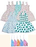 Sathiyas Baby Girls Gathered Dresses (as...