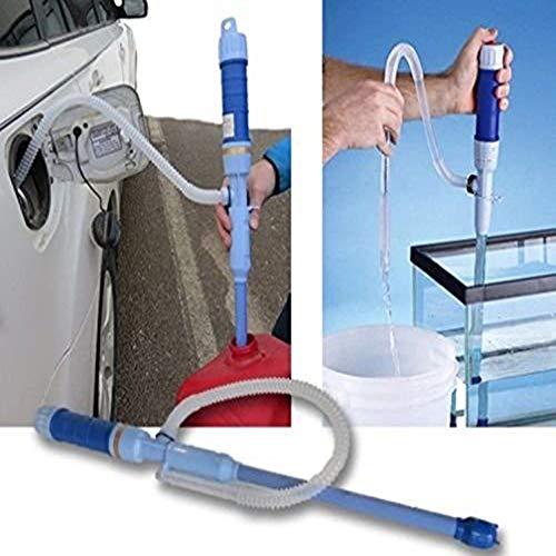 Pompe électrique pour voiture, siphon, avec pompe à carburant et siphon