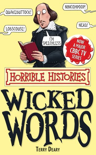 Wicked Words (Horrible Histories Special) por Terry Deary