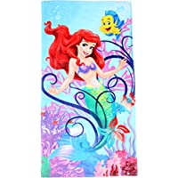 Disney The Little Mermaid Ariel Large Beach Towel