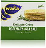 Produkt-Bild: Wasa Knäckebrot Delicate Crisp Rosmarin, 190 g