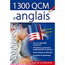 1300 QCM d'anglais