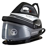 Tower T22006 Tower Steam Generator Iron, Ceramic Soleplate, 2700 W, 1.5 Litre, Black