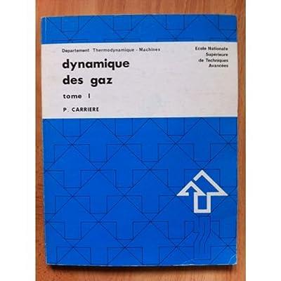 Dynamique des gaz...