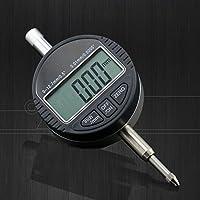 favourall Digital Calibre Onde (Medición Reloj comparador analógico (Rango de medición 0–12,7mm Reloj comparador de pantalla electrónica pantalla pantalla