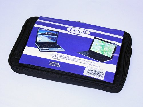 "10"" 11\"" 12\"" NETBOOK TASCHE - NYLON - MUBIS - 10 11 12 ZOLL - CASE - KOFFER - NOTEBOOK LAPTOP PC BAG"