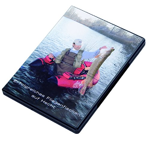 Preisvergleich Produktbild Fliegenfischen auf Hecht (DVD / 63 min)