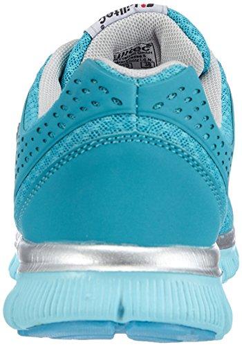 Killtec  Fresley Lady, Sneakers basses femme Bleu - Blau (dunkelaqua / 00827)