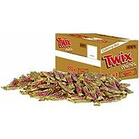 Twix Minis, 1 Packung mit 150 Riegeln (1 x 3 kg)
