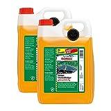 Sonax 2 x 02605000 ScheibenReiniger gebrauchsfertig Citrus Konzentrat 5L