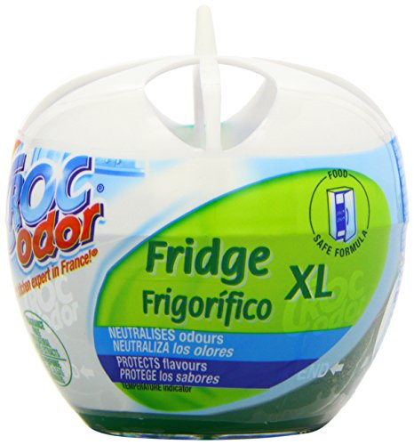 Croc Odor xl Fridge Deodoriser 140 g (Pack of 3)