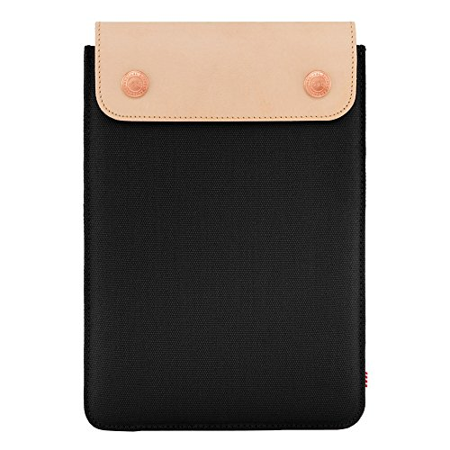 Herschel AP1019200796OS Spokane para Apple iPad - Air negro/Tan Herschel
