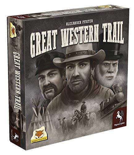 Plan B Games PBGESG50090 Great Western Trail Game