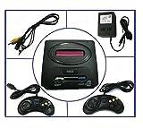 #5: Akshata New Sega Mega Drive 2 16 Bit TV video game with 350 inbuilt Games With Free Cassette/Catridge